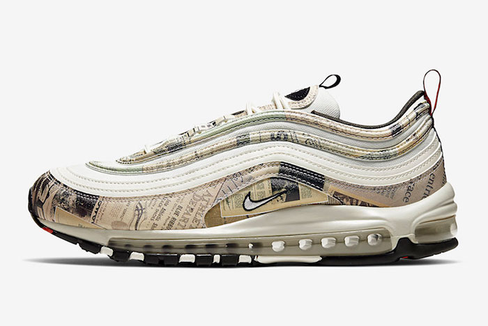 Nike Air Max 97 Newsletter